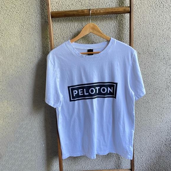 PELOTON Short Sleeve Graphic Tee